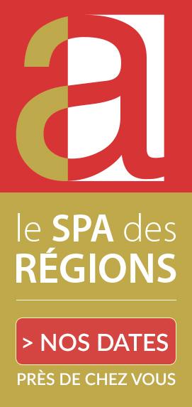 Retrouvez le SPA en régions