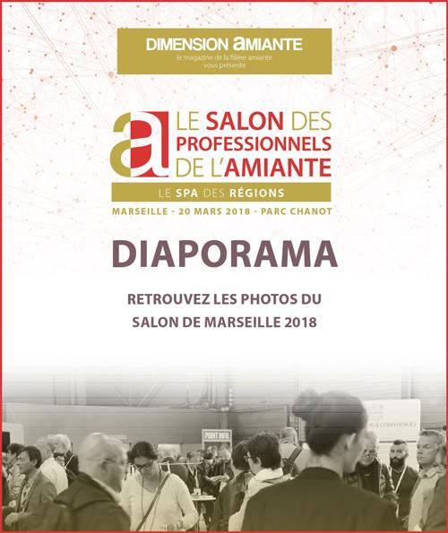 Le salon des professionnels de l amiante 2018 for Salon professionnels