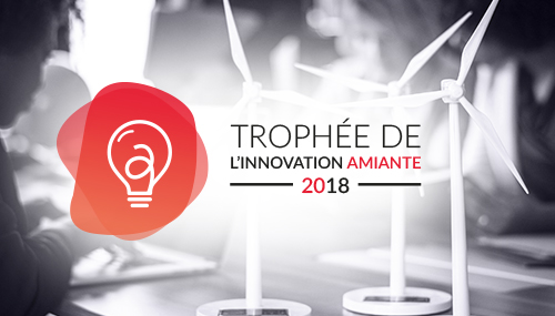 Trophée de l'Innovation Amiante 2018 SPA PARIS