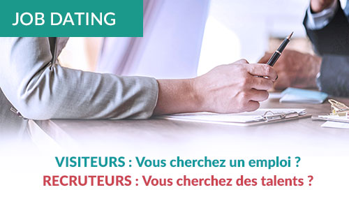 Le Job Dating, le SPA favorise l'emploi !