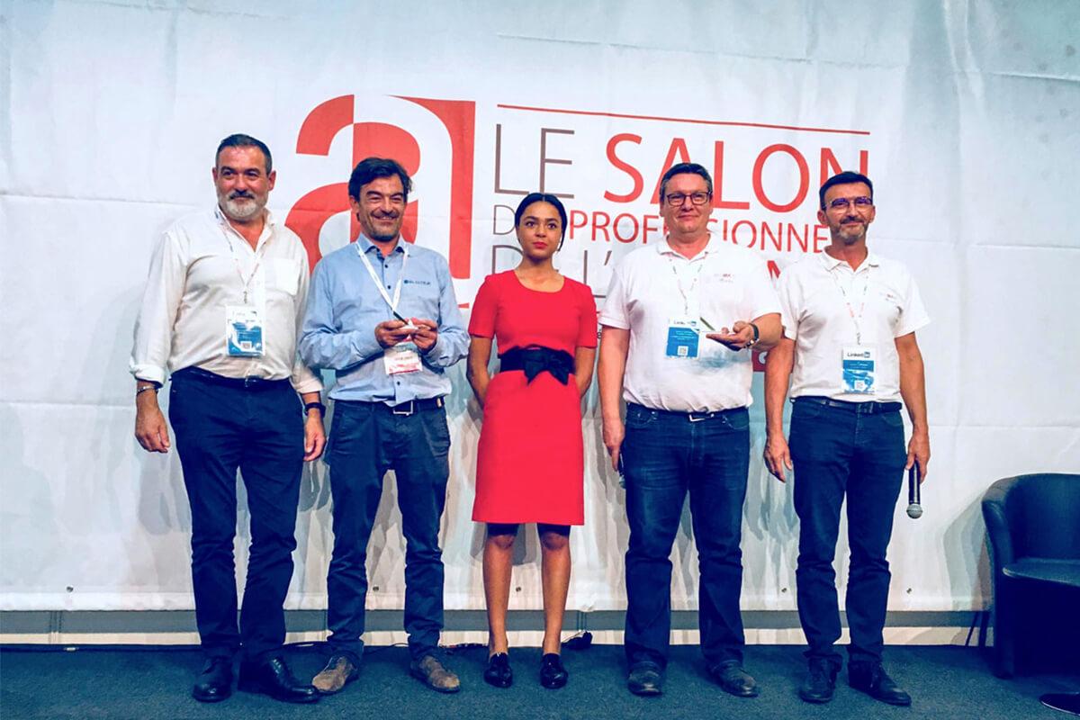 Remise des Trophées de l'Innovation Amiante 2018 - SPA PARIS